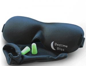 Bedtime Bliss Eye Mask for Sleeping