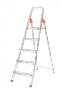 Bathla Sure Step 5 Step Foldable Ladder