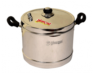 Perfect Diamond 6 Plates Stainless Steel Idly Cooker