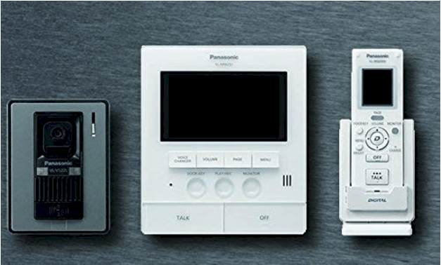 Panasonic VL-SW251SX