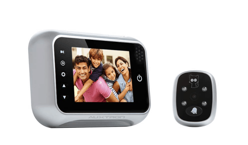 Auxtron 3.5'' HD Digital Door Camera