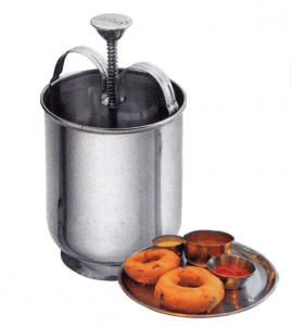 Honest Kitchenware Mendu Wada Maker