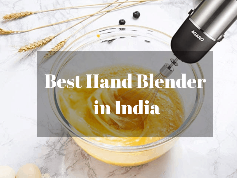 Best Hand Blender in India