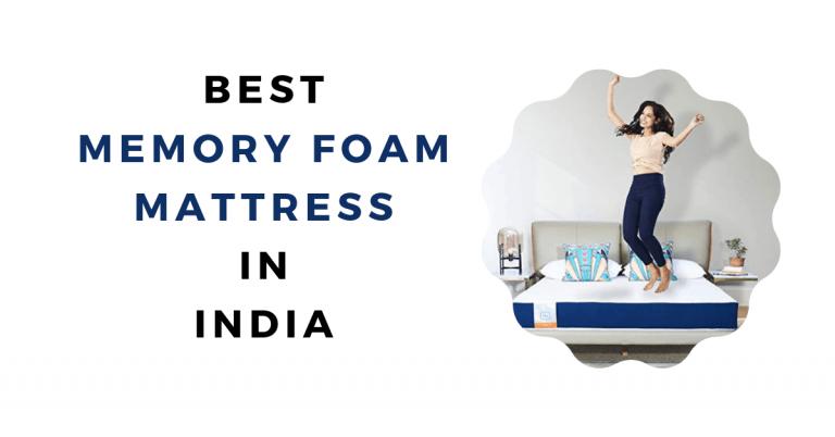 Best Memory Foam Mattress in India