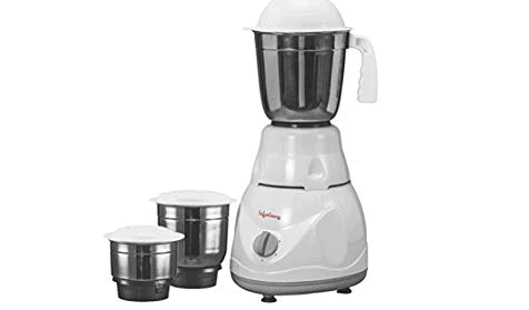 Lifelong Power Pro LLMG02 500-Watt Mixer Grinder